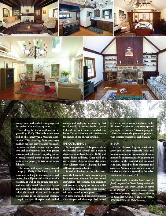County Lines Magazine Home of the Month